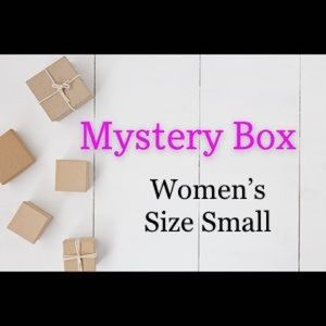 🤍📦ONE & ONLY!📦LOADED!🤍Mystery Clothing Box